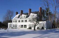 Four Chimneys Inn in Bennington, Vermont | B&B Rental