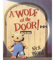 """""""Who's there?"""" says Little Bear, as he jumps up to open the door. Is it one of his friends, or is a big bad wolf really trying to chase them all?"""