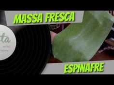 Massa Fresca de Espinafre - Pasta and Roll # 28 - YouTube