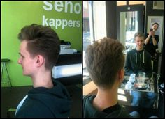 Short hairstyle for guys :-)