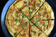 Spanish Tortilla with Aioli - About the Soufflé