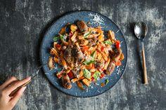 Bekijk het menu met wekelijks 12 nieuwe recepten om uit te kiezen! Gratis bezorging in Nederland.