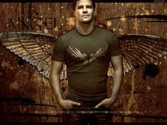 Love this guy... David Boreanaz: AKA Angel on Buffy and Angel and Booth on Bones :)