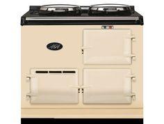 2 Oven AGA Heat Storage Cast Iron Range Cooker