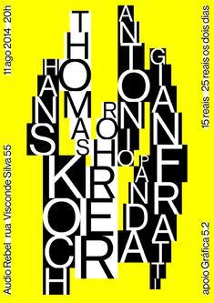 thiago lacaz — posters, 2001-2014