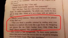 Honestly one of Simon's best moments City of Ashes