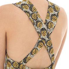 Vestido espalda cruzada - Colección Vestidos - Pimkie España