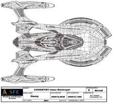 USS Coventry - Class Vessel