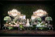 Casamento de Ludmilla e José Orlando   Clássico Noivas
