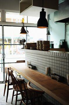 ATELIER RUE VERTE , le blog: Un petit café au Japon : Le Sajilo Café