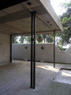 carlo scarpa, architect: biennale pavilion for venezuela, venice 1954-1956. by seier+seier, via Flickr