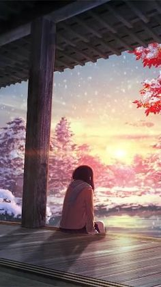 ENJOY WITH SNOW, BEAUTIFUL MOMENT LIVE WALLPAPER