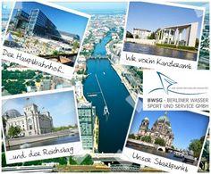 Erlebt Berlin und genießt den Sommer mit zwei Fahrkarten für die VIP-City-Spreefahrt