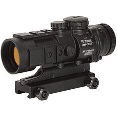 Burris AR-332 3x32 AR-15 Tactical Prism Sight http://riflescopescenter.com