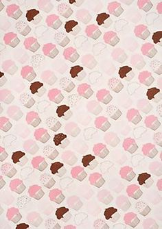 Cupcakes Wrapping Paper. Is this the cutest thing for a girly gift??? Why yes, yes it is. Made possible by Paper Source :-)