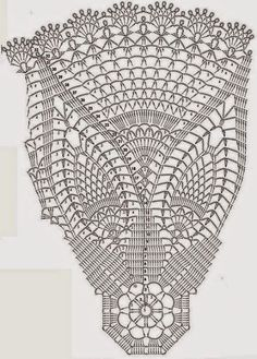 Only Crochet Patterns Archives - Beautiful Crochet Patterns and Knitting Patterns Crochet Tablecloth Pattern, Crochet Doily Diagram, Crochet Doily Patterns, Crochet Art, Thread Crochet, Filet Crochet, Crochet Designs, Knitting Patterns, Crochet Round