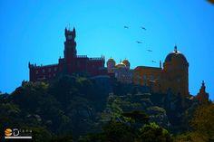 Palácio da Pena #Lisboa #portugal #sintra #palace