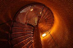 inside the Barnegat Light...Long Beach Island New Jersey