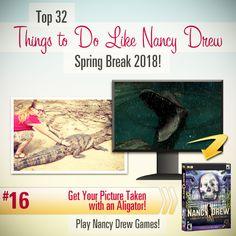 27 Best Nancy Drew #17: Legend of the Crystal Skull images in 2018
