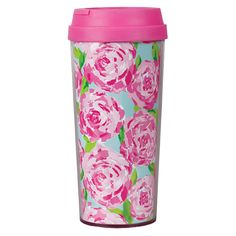 lifeguard press, Lilly Pulitzer Thermal Mug - First Impression - $15