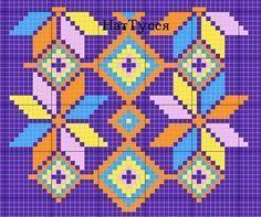 Risultati immagini per mochila bag crochet pattern free Mochila Crochet, Bag Crochet, Crochet Purses, Crochet Chart, Filet Crochet, Beaded Crochet, Tapestry Crochet Patterns, Crochet Stitches Patterns, Loom Patterns