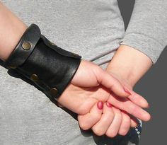 Wrist wallet Exclusive gift for her /for him by Homespirits
