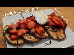 LOWCARB RECEPTY 5. díl: Lívance z mandlové mouky a lněných semínek - YouTube