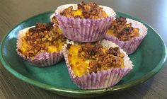 Nutrition is always in style, so before you put that pumpkin craving on the seasonal shelf for next year, try this recipe for muffins filled with nutritious fashion.