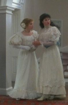 Anne Shirley & Diana Barry in Anne of Green Gables