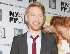 One of my favourite Gingers. domhnall-gleeson-