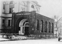 The Coal House, Williamson, WV, 1930's.