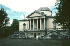 200. Chiswick House – London, England