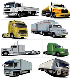 تصميم شاحنات منوعة باشكال واحجام مختلفة ملف مفتوح Sketch Free, 3d Sketch, Graphic Design Art, Logo Design, Large Truck, Car Vector, Truck Design, Vector Free Download, 8th Of March