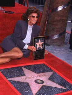 Une étoile a désormais son étoile sur le Hollywood Walk of Fame, à Los Angeles