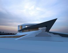 CREATO ARQUITECTOS is an architecture & design firm founded by architect ARQ. his projects are unique for its trends in innovation, style of CREATO and exclusiveness. Designing Modern mansions full of luxury Architecture Model Making, Creative Architecture, Concept Architecture, Facade Architecture, Amazing Architecture, Waterfall Building, Villas, Sculpture Images, Futuristic Home