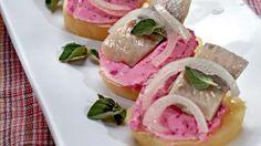 Картофельные тарталетки с сельдью. Пошаговый рецепт с фото, удобный поиск рецептов на Gastronom.ru