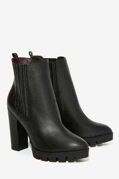 Report Polk Vegan Leather Boot//