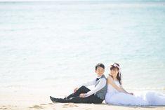 沖縄で結婚式写真の前撮りの撮影 | 結婚式の写真撮影 ウェディングカメラマン寺川昌宏(ブライダルフォト)