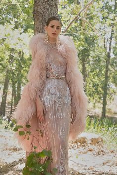 Elie Saab Couture Fall Collection 2020