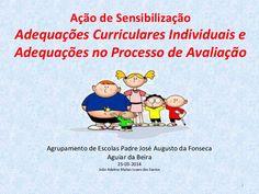 Workshop sobre adequações curriculares individuais e adequações no processo de avaliação