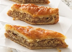 Quick Crescent Baklava...maybe for a holiday to treat the in-laws