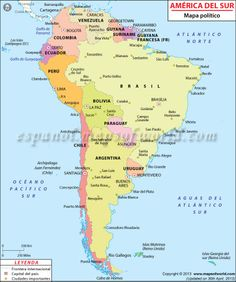 High resolution world map pdf bing images pinterest mapa de america del sur gumiabroncs Gallery