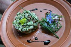 ensalada de habas - Vilopriu Spain
