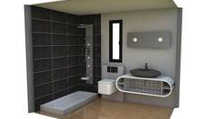 baño minimalista 2