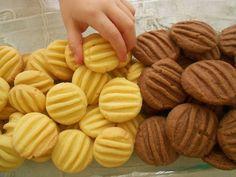 Puding keksići gotovi za 10 minuta! Sastojci 125 g margarina 50 g secera u prahu 2 vanil secera 50 g… more →