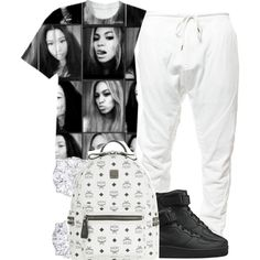 Untitled #1542, created by ayline-somindless4rayray on Polyvore