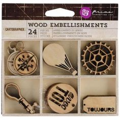 Laser-Cut Wood Pieces When an individual want to learn about woodworking skills, try out http://www.woodesigner.net
