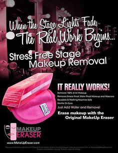 www.livechemicalfree.makeuperaser.com #makeuperaser