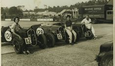 Meet the amazing Elsie 'Bill' Wisdom: entered her 1st race at Brooklands in 1930, winning it by 3/4 of a mile, went on to earn the coveted 120mph badge & become one of the 1st women to win a mixed race at Brooklands