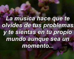 la música ayuda a olvidar